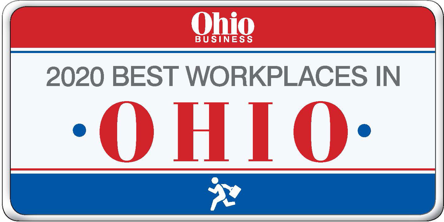 2020 Best Workplaces in Ohio